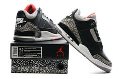 "wholesale dealer 19e95 a8728 2016 Air Jordan 3 ""Black Cement"" For Sale"
