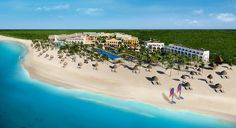 All-inclusive family resort in Riviera Maya Mexico | Dreams Tulum Resort & Spa