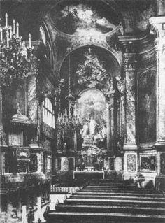 Királyi palota, kápolna