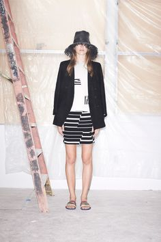 Band of Outsiders | Spring 2015 Ready-to-Wear Collection | Style.com