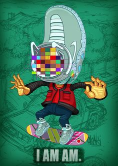 The First Generation ( NIKE ) by Chern Cloak, via Behance