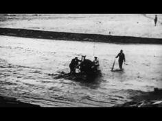 "St. Francis Dam Failure: ""Destruction of a Dam"" 1928 Newsreel, Engineering Failure #Disaster: http://youtu.be/FbGban_vx4w #dam #civilengineering"