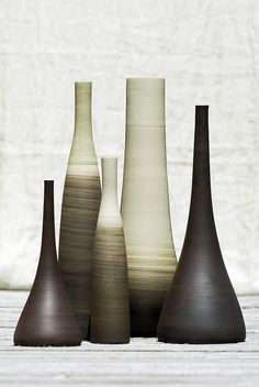 Ceramics by Rina Menardi.