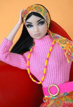 Erin Power Couple With Barbie/Midge Mod Dress | by Pumuckito