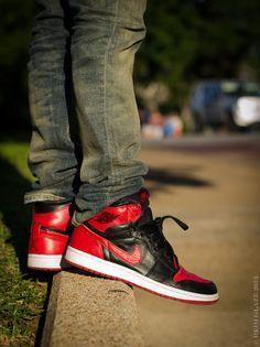 Nike Air Jordan I 'Banned'