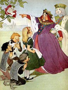 Marjorie Torrey (1899), Alice in Wonderland (1955)
