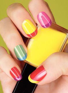 #Nailwear pro #Color #Block
