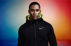 Nike's new cold-weather essential, Therma-Sphere Max. Cold-weather armor for your winter training sessions.