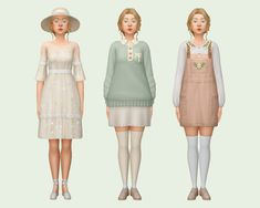Sims 4 Mods Clothes, Sims 4 Clothing, Sims Mods, Play Sims, Sims 4 Characters, Sims 4 Mm Cc, The Sims4, Cute, Outfits
