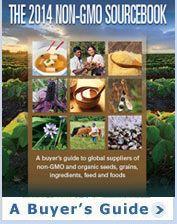The Non-GMO Sourcebook - Info on GMO sugars