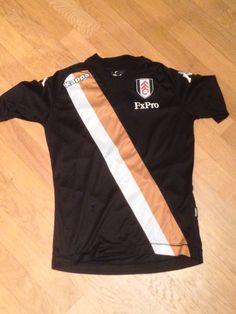 Fulham, England. Original t-shirt/ Maglia originale