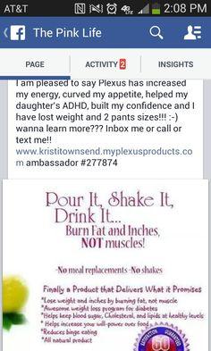 Plexus testimony
