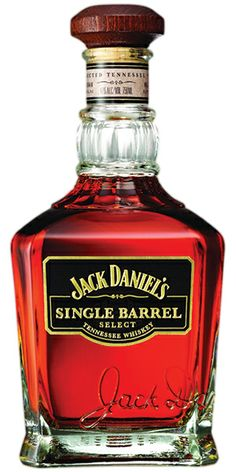 For the Business Associate: Jack Daniel's Single Barrel Whiskey