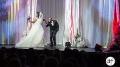 """Let me lead the way...  Come join us at the 2016 Bridal Spectacular """"Veils & Vino"""" event at the Las Vegas Cashman Center. Friday, August 19th and Saturday, August 20th.  Visit www.bridalspectacular.com for tickets and information.  Photo by Adam Frazier Photographer"""