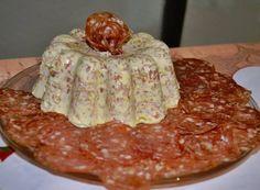 #UHUU Bora fazer uma mousse de salaminho para comemorar? Ela é sempre sucesso!! - Aprenda a preparar essa maravilhosa receita de Mousse de salaminho
