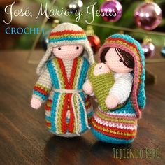 You can see the step by step on our website … Christmas Crochet Patterns, Holiday Crochet, Crochet Yarn, Crochet Toys, Crochet Braids, Christmas Crafts, Christmas Ornaments, Knitted Dolls, Amigurumi Patterns