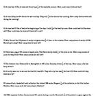 This 10 question worksheet involves word problems with multiplying whole numbers by unit fractions (i. It's perfect for practice, homework,. Fraction Word Problems, Absolute Value, Rational Numbers, Distributive Property, Basic Math, Fractions, Homework, Geometry, School Stuff