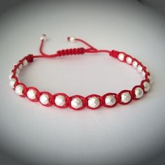 Baba Marta, Macrame, Just For You, Beaded Bracelets, Jewels, Jewellery, Handmade, Accessories, Beautiful
