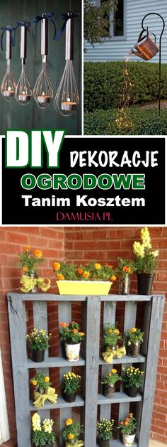 Home And Living, Garden, Diy, Plants, Do It Yourself, Garten, Bricolage, Gardening, Handyman Projects