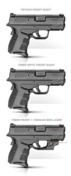 FITS in LASERLYTE Rear Sight Laser for all Springfield