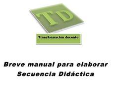 Cómo Elaborar una Secuencia Didáctica - Guía Rápida | #eBook #Educación