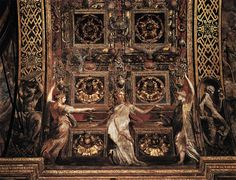 Τρεις από τις μωρές παρθένες (1531-39)