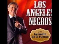LOS ANGELES NEGROS- DISCO de ORO-con GERMAIN d.l.FUENTE- VERSIONES ORIGI...