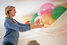 New Year's Eve Idea: DIY Balloon Drop | The Daily Meal
