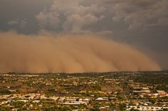 15 Ominous Photos of Haboobs (Dust Storms)
