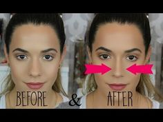 Nose Contouring Is A Thing You Can Do Because Makeup Is Magic — VIDEO   Bustle