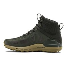 Under Armour Mens Verge 2.0 Mid GORE-TEX - Baroque Green 11