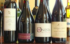 The Reverse Wine Snob: Bechthold Vineyard Cinsault - Drink A Little Piece of History With These Four Wines. The 2012 Estate Crush Cinsault, 2013 Turley Cinsault, 2011 Onesta Cinsault and 2011 Michael David Winery Ancient Vines Cinsault. http://www.reversewinesnob.com/2014/11/bechthold-vineyard-cinsault.html #wine #winelover