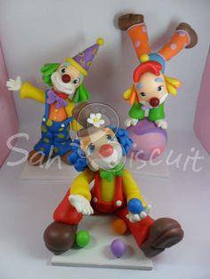 Sah Biscuit: Circo !!!!