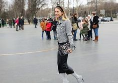 The Best Street Stye Photos From the Spring '18 Couture Shows in Paris - Vogue