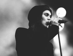 Lovely photo of Ville Valo.