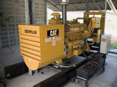 Caterpillar Inc, Cat Engines, Electric Power, Tiny House Design, Diesel Engine, Repair Manuals, Agriculture, Transportation, Engineering