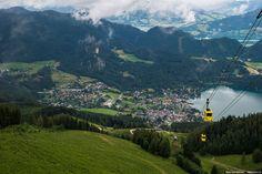 -=Пресс-тур. Пост оплачен=- Продолжаем наше путешествие по Австрии с Австрийским представительством по туризму . После водопада я поехал на озеро Вольфгангзе.…
