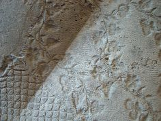 Fabric Cast Concrete