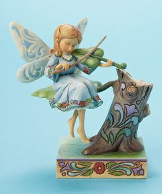 Take a look at this Harmony Fairy Figurine by Jim Shore on #zulily today!