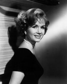 """A lovely remembrance of Debbie Reynolds in today's New York Times: """"Nobody like Debbie Reynolds is ever happening at the movies again. Who'll be as plucky? Who'll work as hard to stay as morally pure? Who the hell is gonna be named Debbie? Hollywood Photo, Old Hollywood Glamour, Hollywood Actor, Golden Age Of Hollywood, Hollywood Stars, Hollywood Actresses, Classic Hollywood, Actors & Actresses, Vintage Hollywood"""