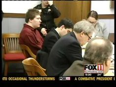 Convicted murderer's mom takes the stand - YouTube