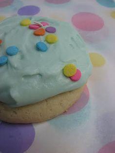 Ultra Soft Sugar Cookies
