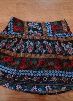 À vendre sur #vintedfrance ! http://www.vinted.fr/mode-femmes/jupes-patineuses/25822591-jupe-mango-ethnique-modele-truska-neuve