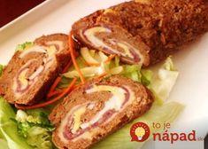Roláda zmletého mäsa, ktorá vás preslávi: Urobte si aj do zásoby, stačí zamraziť amáte perfektné pohostenie vždy, keď budete potrebovať!