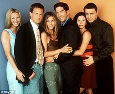 Friends...so miss this show!!!