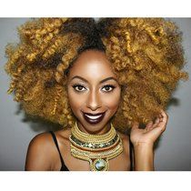 ... on Pinterest Natural Hair Wigs, Curly Wigs and Crochet Braids