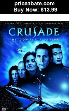 Music-Albums: CRUSADE THE COMPLETE SERIES New Sealed 4 DVD Set - BUY IT NOW ONLY $13.99