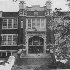 David Millard Junior High no longer there.