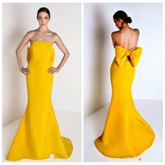 In 2016, Saudi Arabia yellow robe dubai evening gowns dubai the dress sexy mermaid love beautiful women dress KJ14 preferred