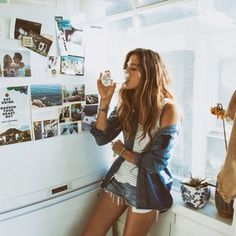 Best Teen Fashion Part 9 Soft Grunge, Your Style, Style Me, Style Blog, Girl Style, Babe, Summer Outfits, Cute Outfits, Tips Belleza